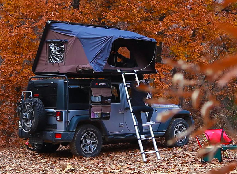 Best Roof Top Tents For Australia 4wd 2020 Luxe Rover