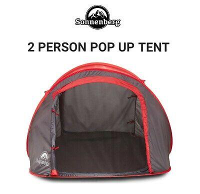 2 Person Pop Up Beach Tent