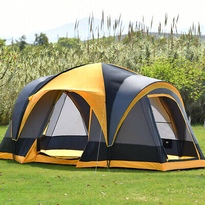 8 Person Family Camping Tent