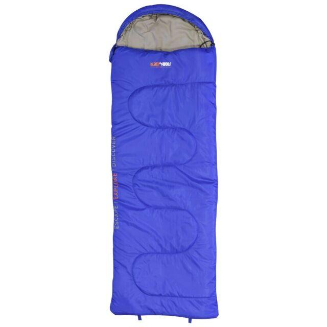 Black Wolf Meridian 150 Sleeping Bag Review