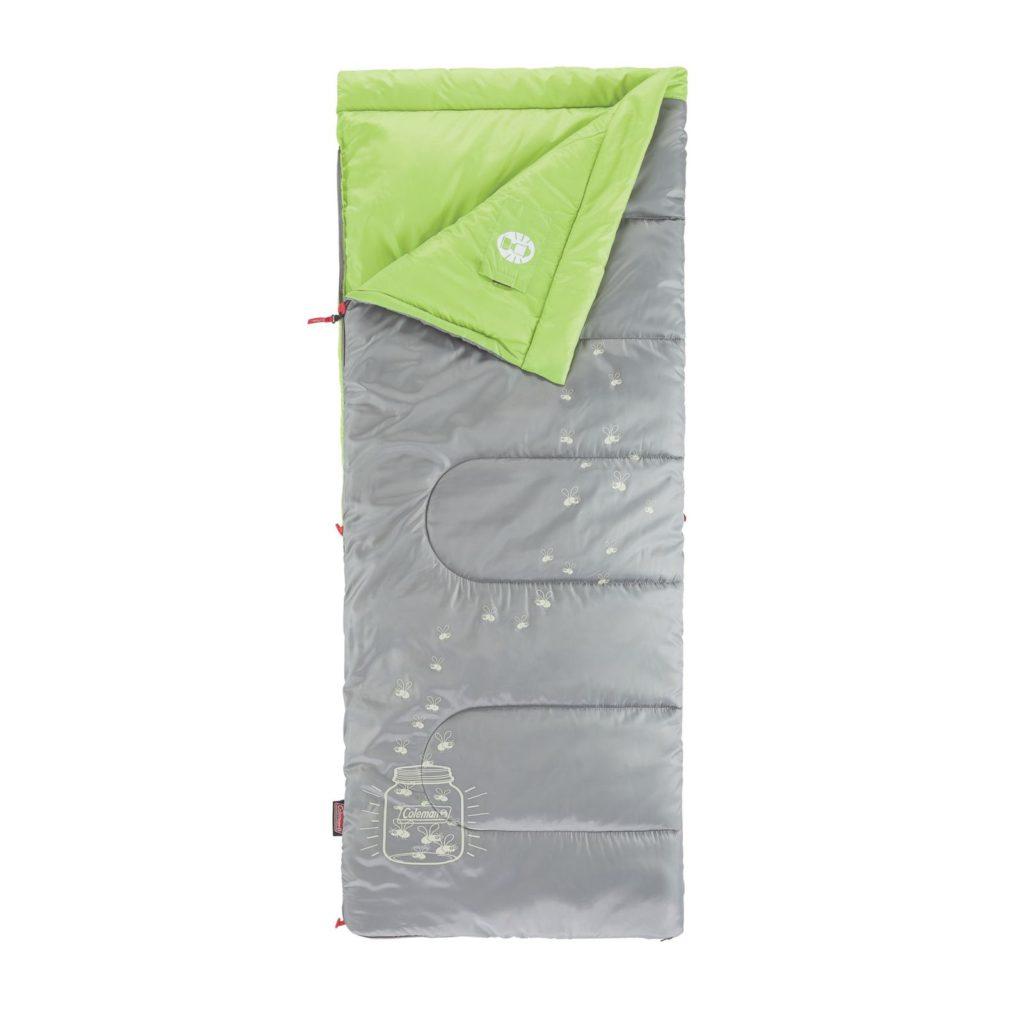 Coleman Fyrefly Illumi-Bug Kids Sleeping Bag Review