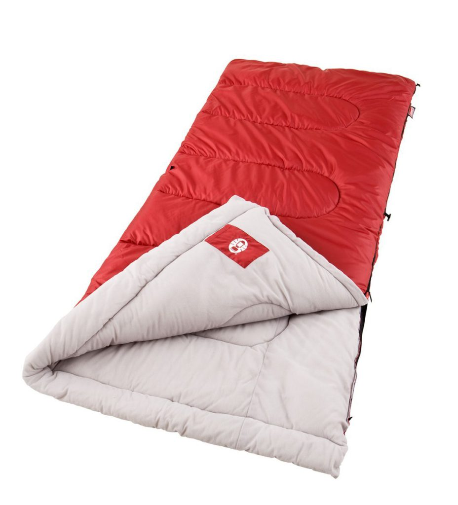 Coleman Palmetto 30°F Cool Weather Sleeping Bag Review