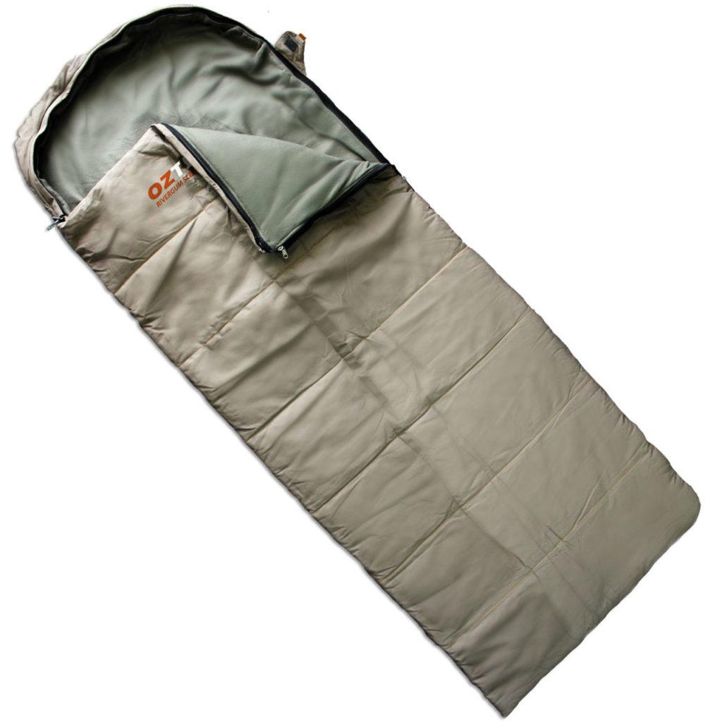 Oztent Rivergum XL Sleeping Bag Review