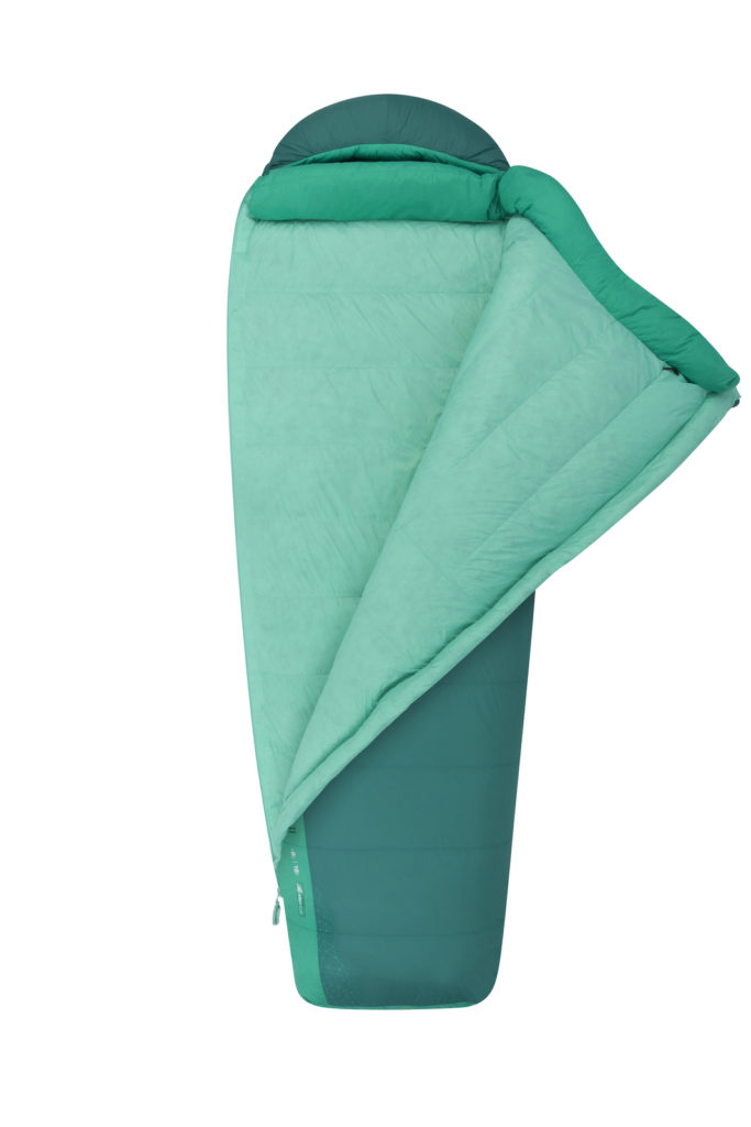 Sea to Summit Journey Jo2 Wmn's Sleeping Bag Review