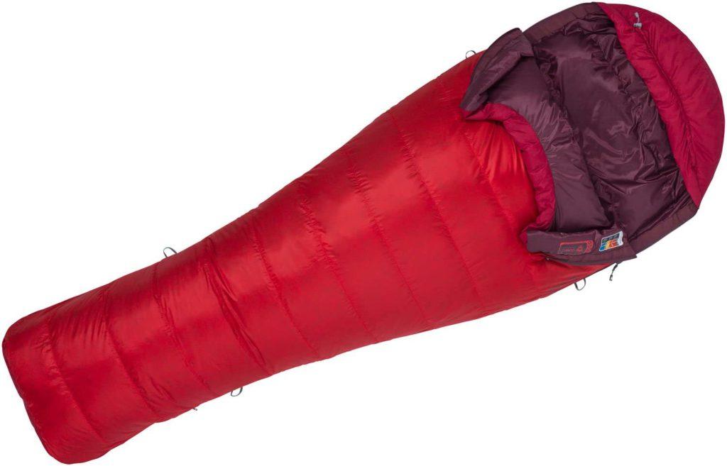 5. The Marmot Always Summer 40 Sleeping Bag