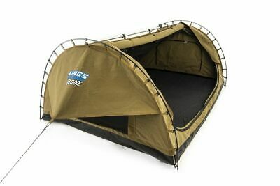Adventure Kings Big Daddy Double Swag 70mm Mattress + Polyester Bag