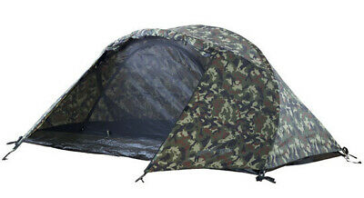 Black Wolf Stealth Mesh 2 Person Hiking Tent