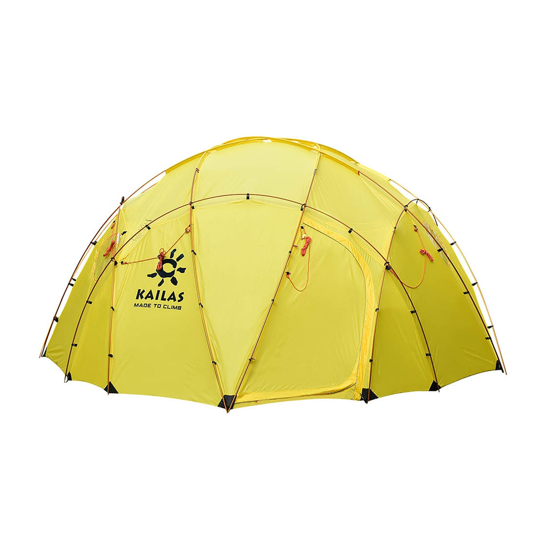 Dome tent example image