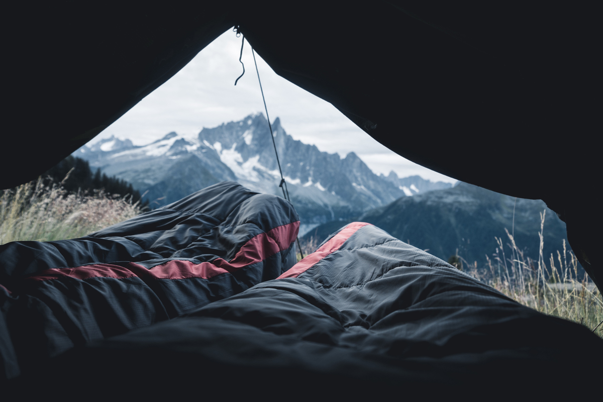 How to chose the best sleeping bag