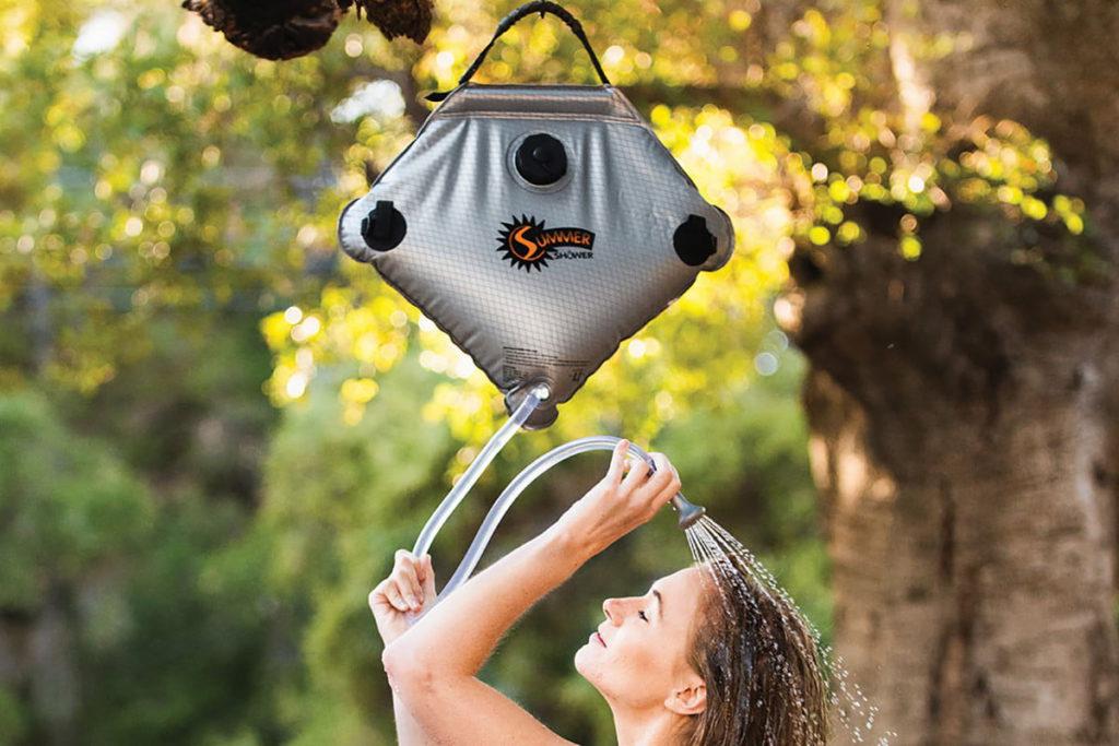 ADVANCED ELEMENTS 5 Gallon Summer ShowerSolar Shower