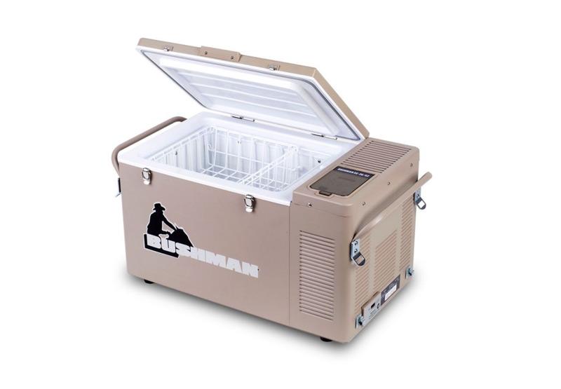 Bushman Fridges 35 52L Portable Fridge Freezer