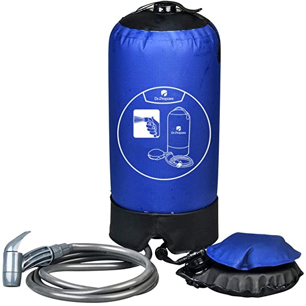 Dr Prepare Camping Shower