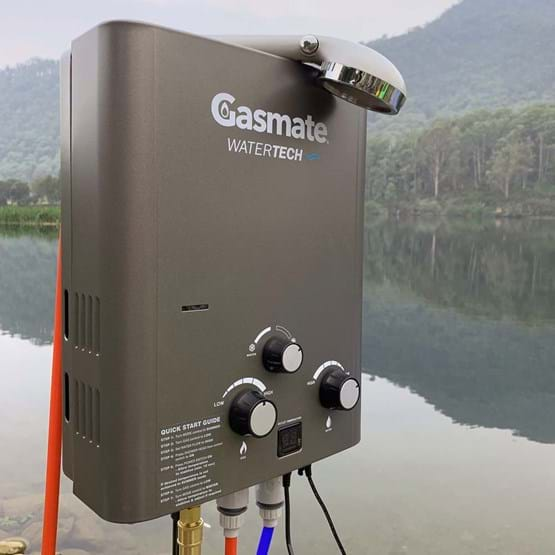 Gasmate WaterTech Portable Hot Water System