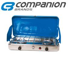 Companion High Output Regulated 2 Burner Stove