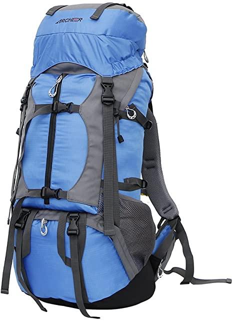 CAMEL CROWN 45L 58L Hiking Backpack