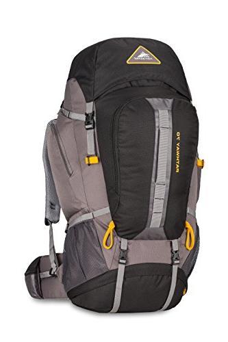High Sierra Pathway Internal Frame Hiking Pack
