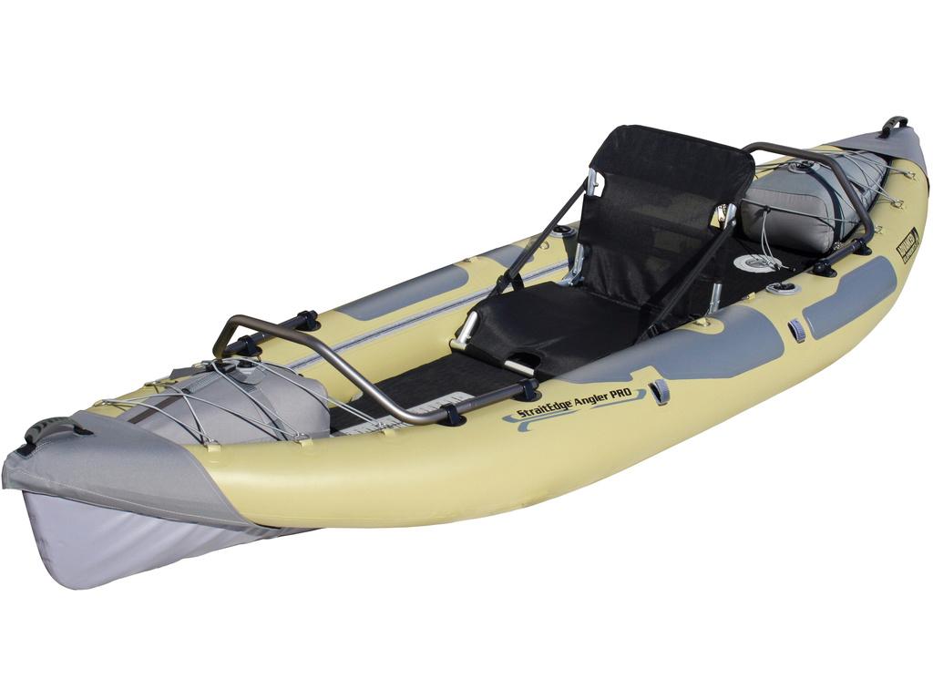 ADVANCED ELEMENTS StraitEdge Angler Inflatable Fishing Kayak