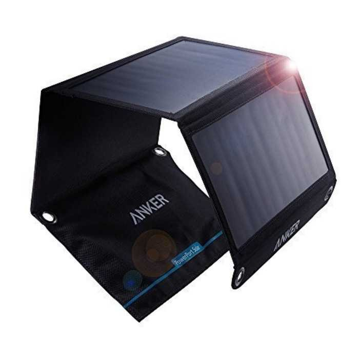 Anker 21W 2-Port USB Portable Solar Charger