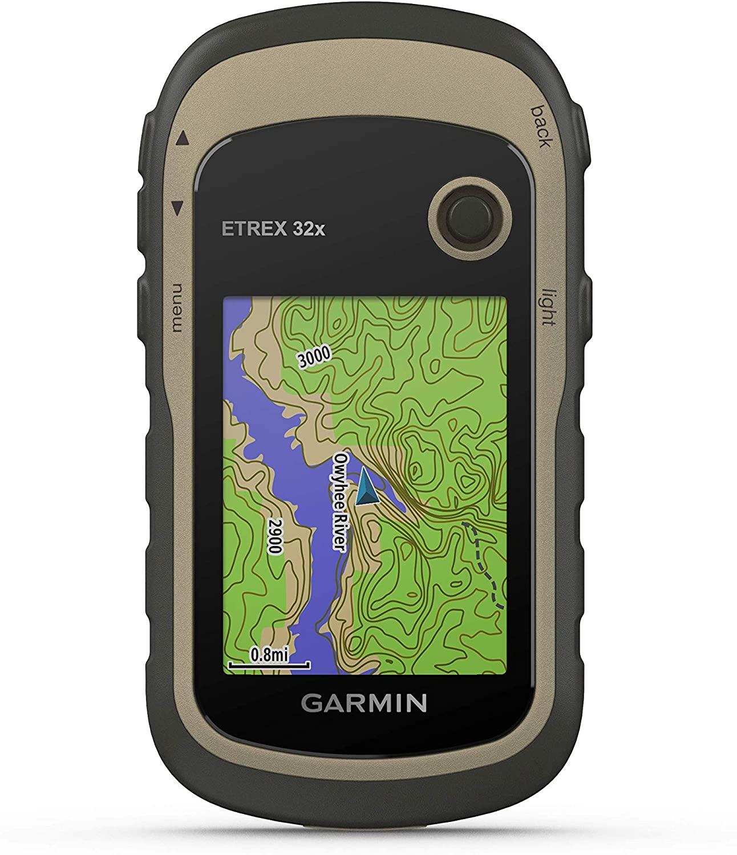 Garmin eTrex 32X Rugged Handheld GPS Navigator