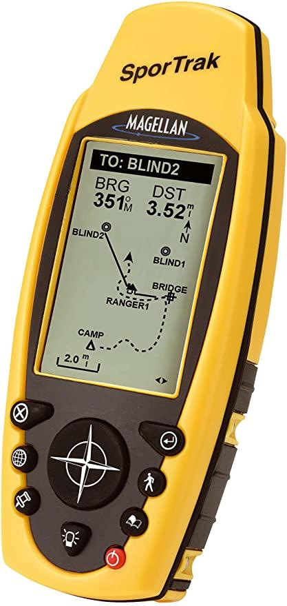 Magellan SporTrak Map Waterproof Hiking GPS