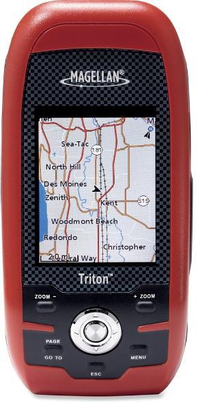 Magellan Triton 400 Waterproof Hiking GPS