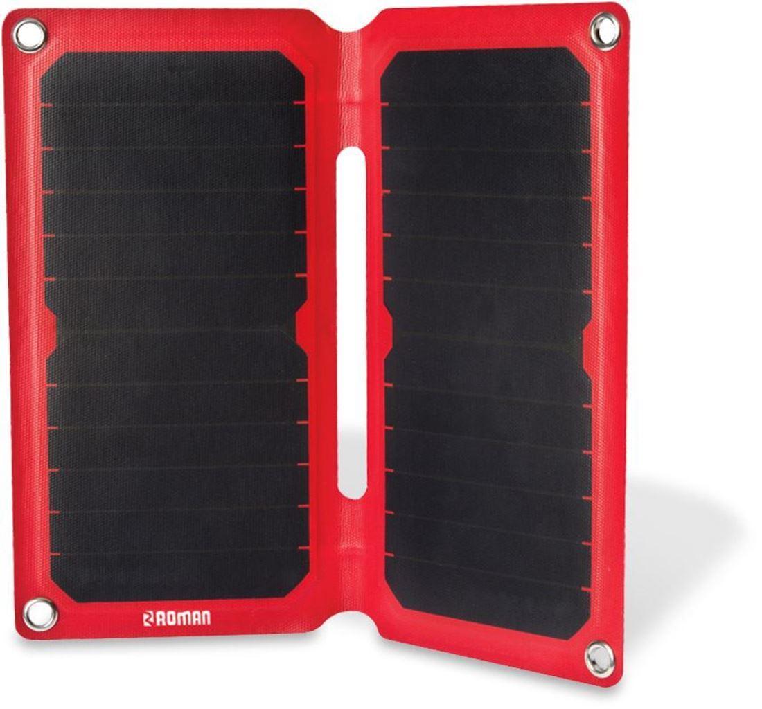 Roman PWRGRID 13W Solar Charger Kit