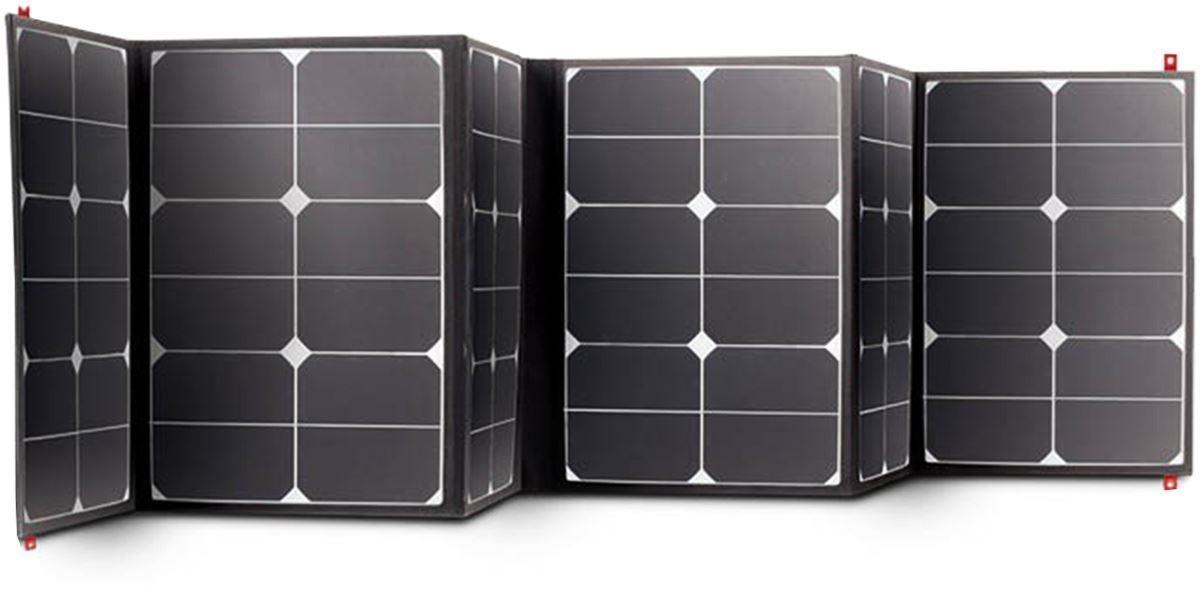 Roman Portable 120W Solar Mat Kit