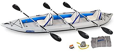Sea Eagle 465 FastTrack Inflatable Kayak