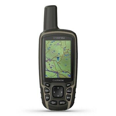 Garmin GPSMAP 64sx Handheld GPS [GARMIN WARR]