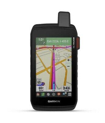 Garmin Montana 700i Handheld Hiking GPS - AUS/NZ