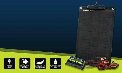 Hard Korr 15W Trickle Charger Solar Panel 12V