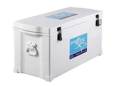 EvaKool 85 Litre 4x4 Fibreglass Cooler 4wd Icebox Camping Pack Outdoor 85L NEW