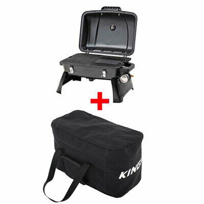 Gasmate Voyager Portable BBQ + Adventure Kings 40L Duffle Bag Heavy-Duty