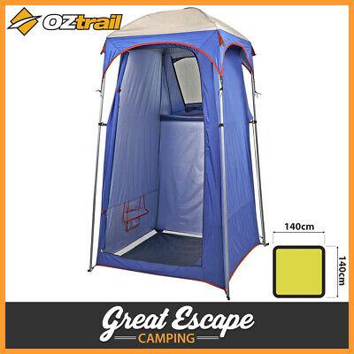 OZtrail Ensuite Dome Shower Tent, Single Change Room Toilet Tent